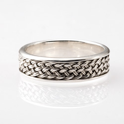 Inset Weave Ring